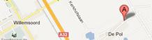 Google map Opvallend Jezelf